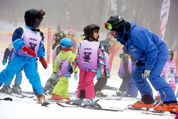 Best family trips to the snow in Victoria