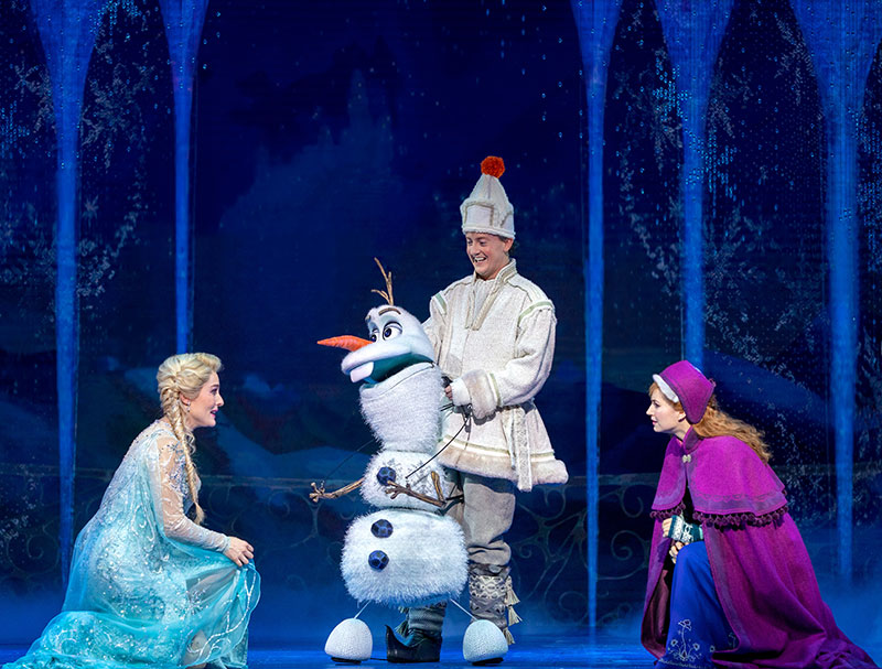 Frozen the Musical is coming to Melbourne
