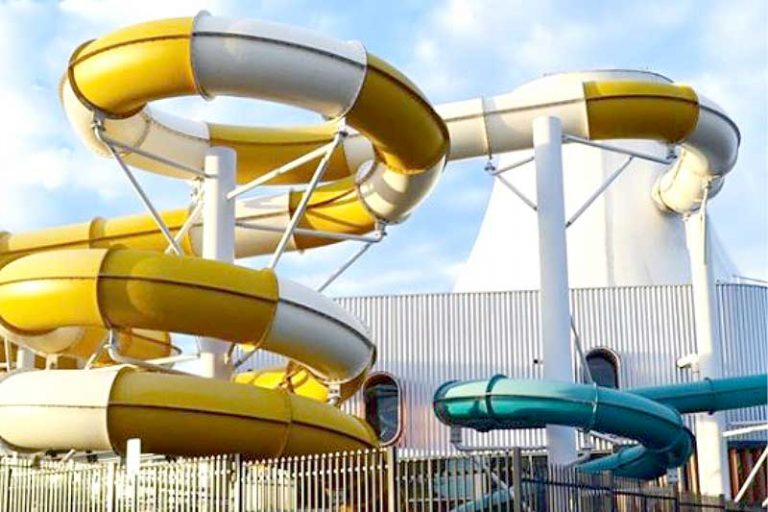 10 of the best waterslides in and around Melbourne
