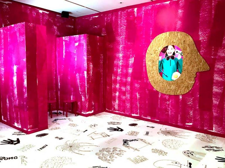 Plans for The Planet: Olaf Breuning for Kids at NGV