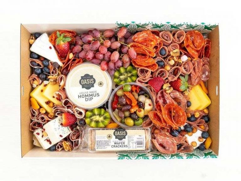 Where to find Grazing Boxes and Food Platters in Melbourne